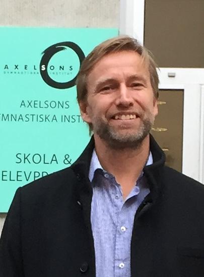 Richard Axelson